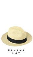 Marc Jacobs | Panama Hat