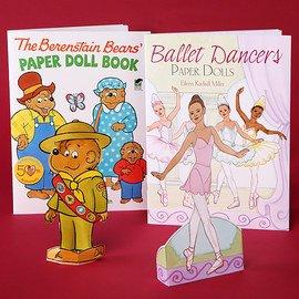 Rainy Day Fun: Paper Dolls & Activities