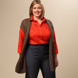 Sophisticated Style: Plus-Size
