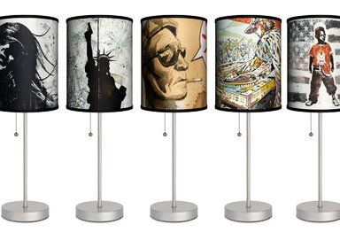 Shop Lamp-in-a-Box x Eyes on Walls