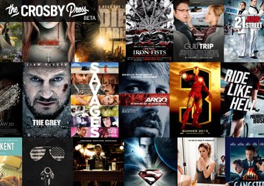 Shop The Best Movie Trailers of 2012 [Gallery + Video]