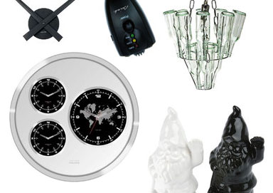 Shop Present Time: Quirky Clocks & More