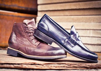 Shop New: JD Fisk Detailed Boots & Shoes