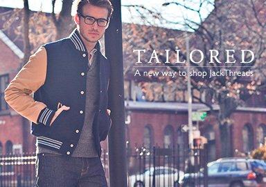 Shop Tailored ft. S. Slater by Golden Bear