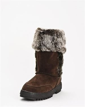 Rampage Abagail Faux Fur Boots