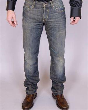 Dolce & Gabbana Logo Washed Jeans