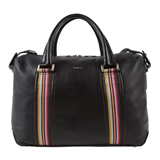 Paul Smith Bags - Black 'Melton' Business Folio