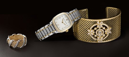 Last-Minute Luxe:Jewelry & Watches