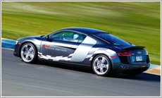 Claim your $100 off the Audi sportscar experience