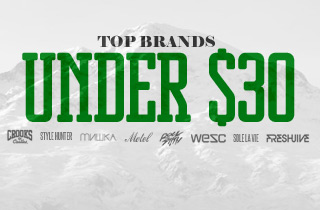 Top Brands Under $30 (24 HOUR PRICE CUT)