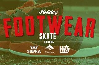 Footwear: Skate
