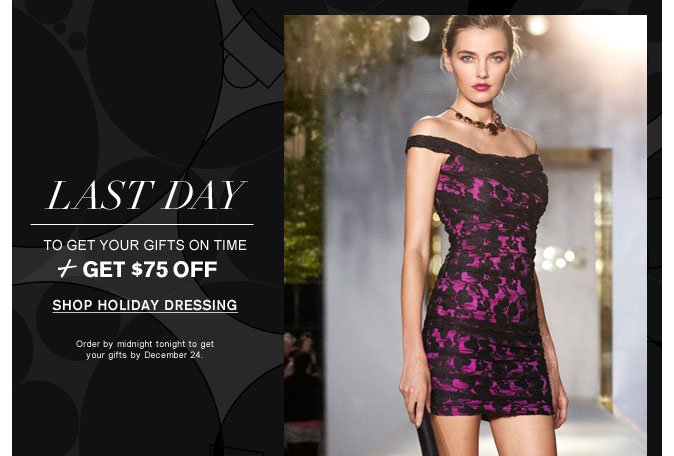 Shop Women's Holiday Dressing