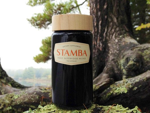 Daily Superfood Blend by STAMBA from Alicia Silverstone