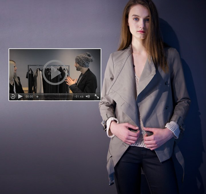 HELMUT designers Michael and Nicole Colovos talk us through the new collection.