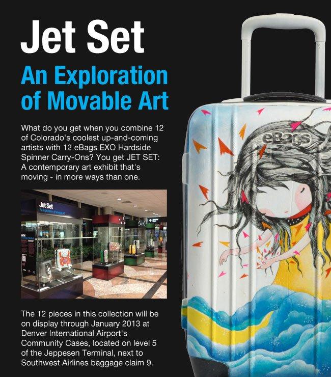 Jet Set: An Exploration of Movable Art