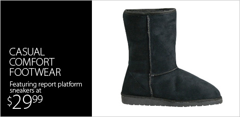 Casual Comfort Footwear
