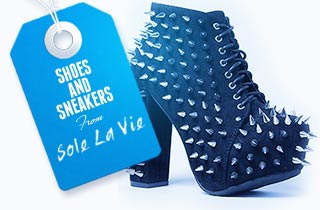 Shoes and Sneakers from Sole La Vie