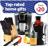 Top rated gifts in home