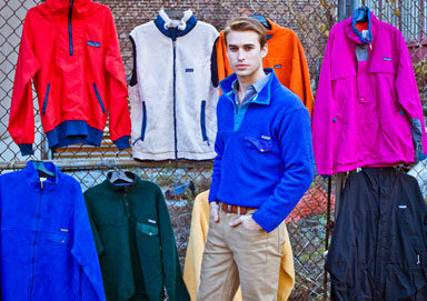 Shop Exclusive: Sons Vintage ft Patagonia