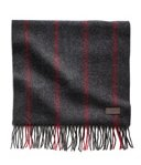 ticking stripe scarf