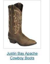Justin Bay Apache