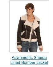 Asymmetric Sherpa Bomber