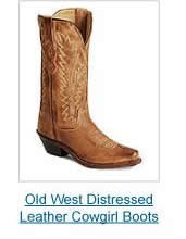 Old West Distressed