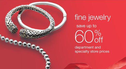 fine  jewelry 60% off