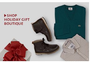 SHOP HOLIDAY GIFT BOUTIQUE