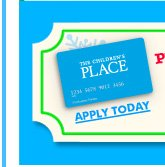 Apply Today for a PLACE Card and Save!
