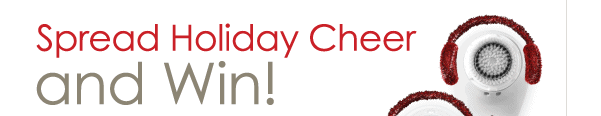 Spread Holiday Cheer and Win!