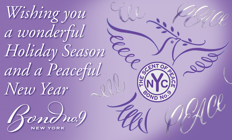 Wishing you a wonderful Holiday Season and a Peaceful New Year
