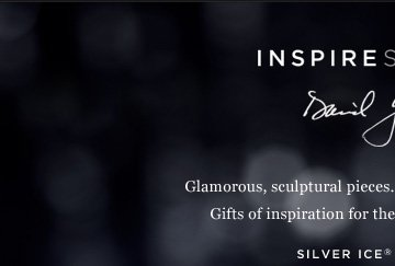 Inspire Someone - David Yurman - Glamorous, sculptural pieces. Works of astounding artistry. Gifts of inspiration for the one who is very inspiring. Silver Ice and Gold.