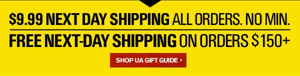 SHOP UA GIFT GUIDE.