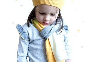 Cashmere Gifts for Baby