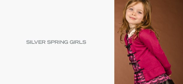 SILVER SPRING GIRLS, Event Ends December 24, 9:00 AM PT >