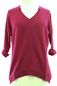 Christopher Fischer Slouch Vneck
