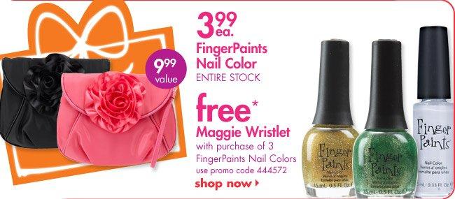 free* Maggie Wristlet