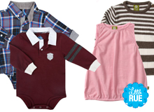 Baby's First Holiday Clothing for the Little Ones