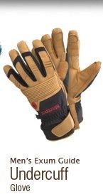 Marmot Men's Exum Guide Undercuff Glove