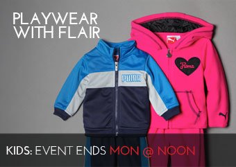 PLAYWEAR WITH FLAIR