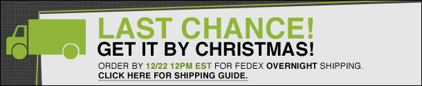 Last chance for Shipping!