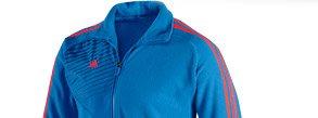 Shop Predator Style Fleece Jacket  »