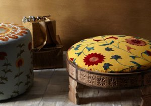 Better Living Collection Ottomans