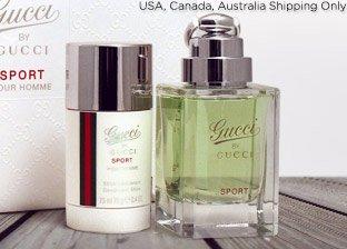 Men's Fragrances: Calvin Klein, Burberry, Gucci
