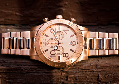 Shop Wristwear Indulgence: Invicta