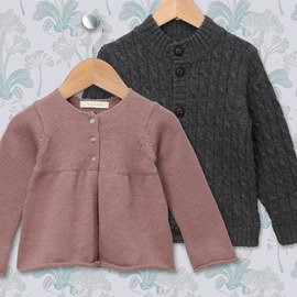 Warm & Woolly: Kids' Apparel