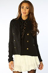 The Overton St. Double Breasted Jacket