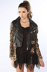 The Bad Kitty Rider Jacket