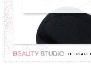Beauty Studio The place for one-on-one beauty sessions with our experts